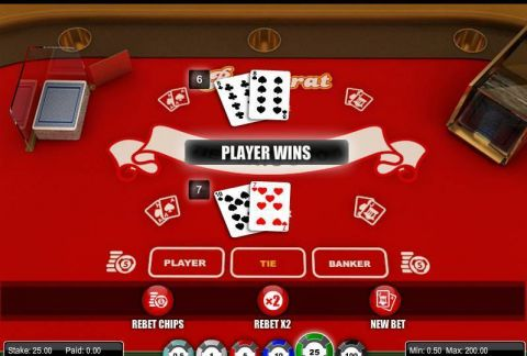 Baccarat card derived from gambling game board casino create free message own