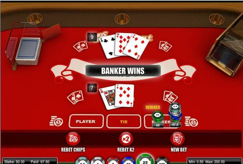 How many decks in mini baccarat latest video slots games